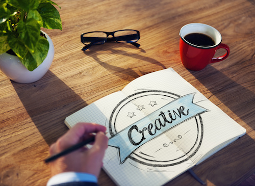 Creative thinking for career change
